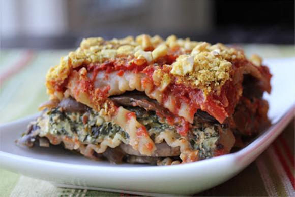 Chef AJ's Disappearing Lasagna