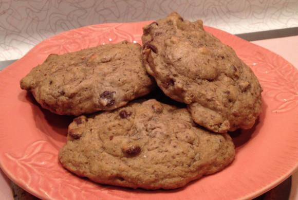 Gluten free, sugar free cookies