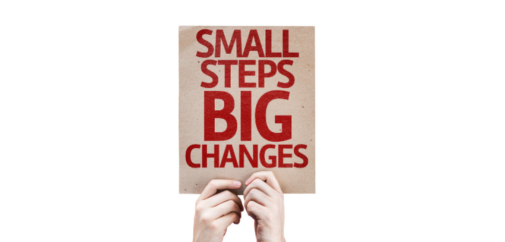 5 Tiny Steps to Big Results