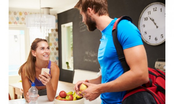 feel better with diet and exercise