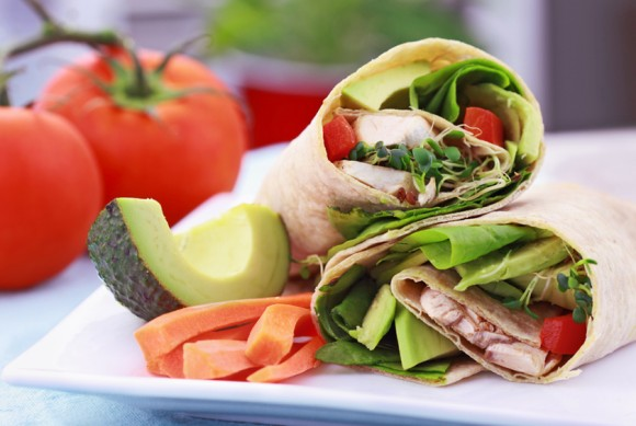 Easy Tasty Wrap
