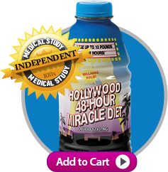 48 Hour Hollywood Miracle Natural Detox Diet