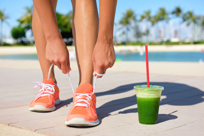 Exercise Makes Healthy Eating Easier