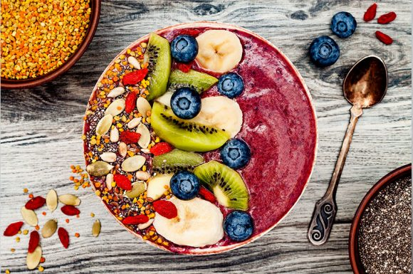 SUPERFOODS SMOOTHIE BOWL