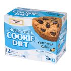 The Hollywood Cookie Diet® Oatmeal Raisin
