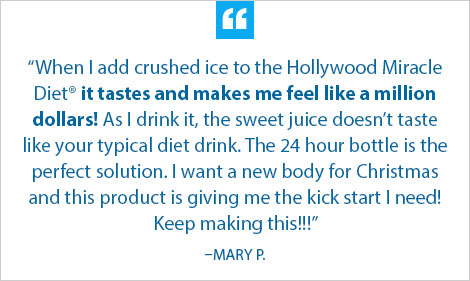 Hollywood 24 HR Miracle Diet Review