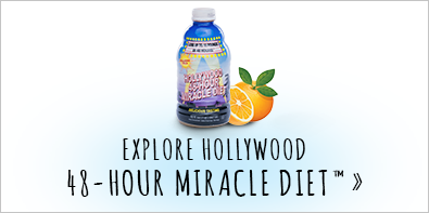 Hollywood 48 Hour Miracle Diet
