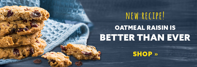 Oatmeal Raisin is Better Than Ever