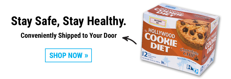 Stay Safe. Stay Healthy. Delivered to Your Door